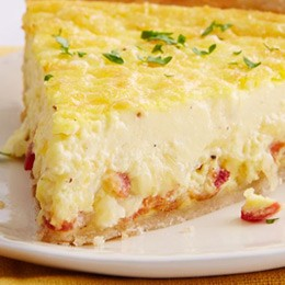Homemade Assorted Quiche
